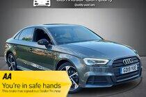 Audi A3 TFSI S LINE BLACK EDITION