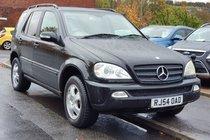 Mercedes M Class ML 270 CDI