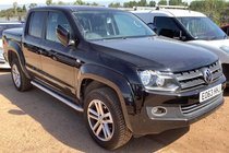 Volkswagen Amarok DC TDI HIGHLINE 4MOTION AUTO + ££££'S OF OPTIONS