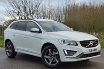 Volvo XC60 D4 R-DESIGN NAV +LEATHER+H/SEATS + FAMILY PACK + £30 TAX