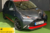 Toyota AYGO VVT-I X-PRESS