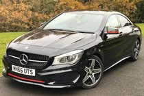 Mercedes CL CLA 250 4MATIC AMG