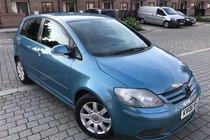 Volkswagen Golf Plus TDI SPORT
