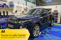 Land Rover Range Rover Evoque SD4 AUTOBIOGRAPHY MASSIVE SPEC ONLY 51,000 FULL SERVICE HISTORY SPARE KEYS  PX WELCOME FINANCE OPTIONS AVAILABLE