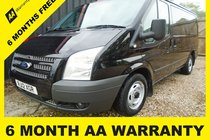 Ford Transit 280 TREND LR P/V 6 MONTH WARRANTY-12 MONTH MOT-12 MONTH SERVICE-12 MONTH AA COVER