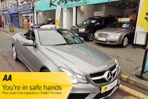 Mercedes E Class E220 CDI AMG SPORT AUTO, ULEZ EXEMPT,STUNNING !, 1 FORMER KEEPER,