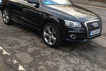 Audi Q5 TDI QUATTRO S LINE SPECIAL EDITION - BUY NO DEPOSIT £69 A WEEK T&C APPLY