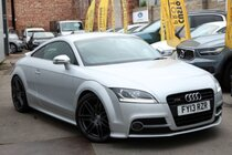 Audi TT TTS TFSI QUATTRO BLACK EDITION