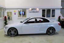 BMW 3 SERIES 320d M SPORT 184