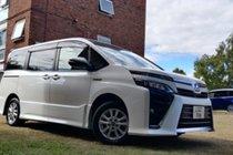 Toyota Voxy 5 DR, 7 SEATS, HYBRID/PETROL
