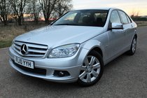 Mercedes C Class C180 CGI BLUEEFFICIENCY EXECUTIVE SE
