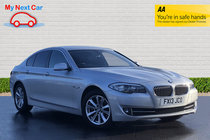BMW 5 SERIES 520d EFFICIENTDYNAMICS NICE SPEC PRIVACY GLASS