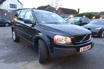 Volvo XC90 T6 AWD SE (Geartronic)