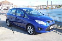 Ford C-Max ZETEC #FINANCEAVAILABLE