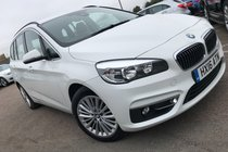 BMW 2 SERIES 216d LUXURY GRAN TOURER 5DR STEP AUTO