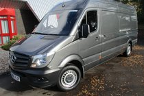 Mercedes Sprinter 316 CDI LWB H/ROOF