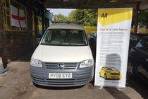 Volkswagen Caddy C20 SWB VAN 104TDI