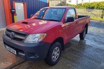 Toyota Hi Lux 2.5 D-4D 4X4 120 HL2 SINGLE CAB