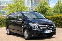 Mercedes Vito 119 BLUETEC TOURER SELECT