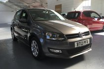 Volkswagen Polo MATCH DSG ONLY 15450 MILES!!