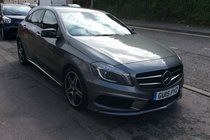 Mercedes A Class A200 CDI AMG SPORT - BALL AFER £1000 MINIMUM PX ALLOWANCE £12990 T&C APPLY