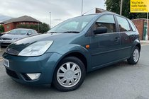 Ford Fiesta 16V GHIA SEMI AUTO used car in Green