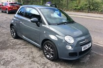Fiat 500 S - BUY NO DEPOSIT FROM £27 A WEEK T&C APPLY. DELIVERY SERVICE AVAILABLE