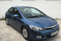 Honda Civic 1.3 IMA ES 4dr FULL HISTORY , GREAT CONDITION