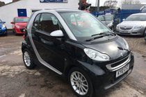 Smart ForTwo coupe passion 84bhp