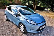 Ford Fiesta EDGE TDCI #FinanceAVailable