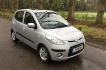 Hyundai I10 1.2 Style FULL SERVICE HISTORY AIR CONDITIONING SUNROOF HIGH SPEC