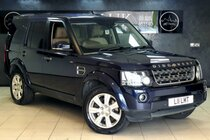 Land Rover Discovery SDV6 SE TECH