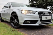 Audi A4 Technik 2.0 TDI quattro 170PS