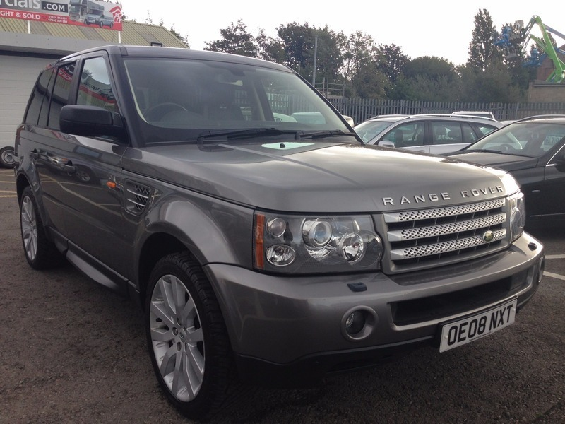land rover range rover sport 3 6 tdv8 hse nice example nice spec px finance lancashire. Black Bedroom Furniture Sets. Home Design Ideas