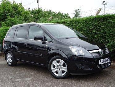 Vauxhall Zafira 1.7CDTI 16V ECOFLEX  ENERGY 110PS