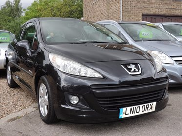Peugeot 207 1.4 8V VERVE ++One Owner From New++Choice of 2 in stock++
