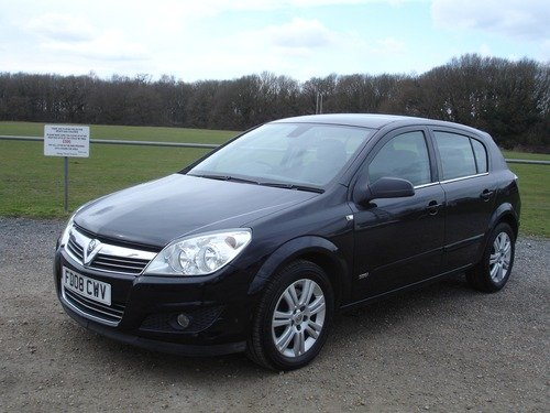 Vauxhall Astra Design Cdti 8V AUTOMATIC