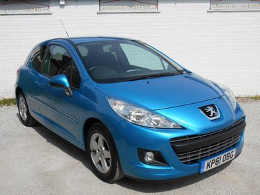 Peugeot 207 1.4 HDi Sportium 3dr 1 FORMER KEEPER , A1 CONDITION