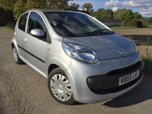 Citroen C1 1.0I RHYTHM SOLD TOO LATE !!