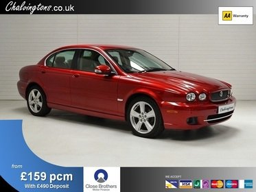 Jaguar X-Type 2.2D SE Facelift 6 SPEED Automatic 4DR Diesel, *BIG SPEC*