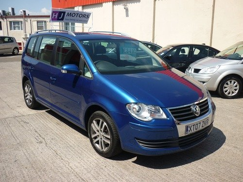Volkswagen Touran 2.0 TDI SE 7 SEATS 140PS