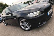 BMW 5 SERIES 520d M Sport Auto