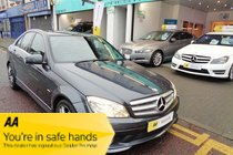 Mercedes C Class C350 CDI BLUEEFFICIENCY SPORT AUTO, RARE EXAMPLE, WELL MAINTAINED