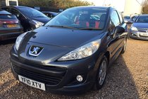 Peugeot 207 1.4 Verve 3dr*HPI CLEAR*PART SERVICE HISTORY*ONE FORMER KEEPER*2 KEYS*MOT DUE 17/05/2018*FREE 6 MONTHS WARRANTY