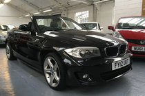 BMW 1 SERIES 118d SPORT CONVERTIBLE