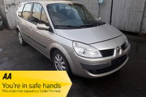 Renault Grand Scenic DYNAMIQUE VVT 111 GRAND SCENIC - Warranty & AA Cover Included - Serviced & Inspected
