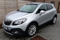 Vauxhall Mokka SE 1.6CDTi 136PS Auto Full Leather