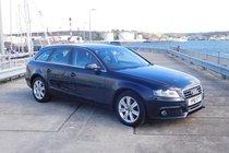 Audi A4 AVANT TDI TECHNIK #FINANCEAVAILABLE