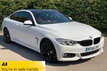 BMW 4 SERIES 440i M SPORT