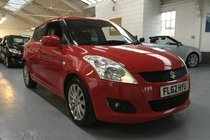 Suzuki Swift SZ4 ONE OWNER ONLY 42250 MILES!!